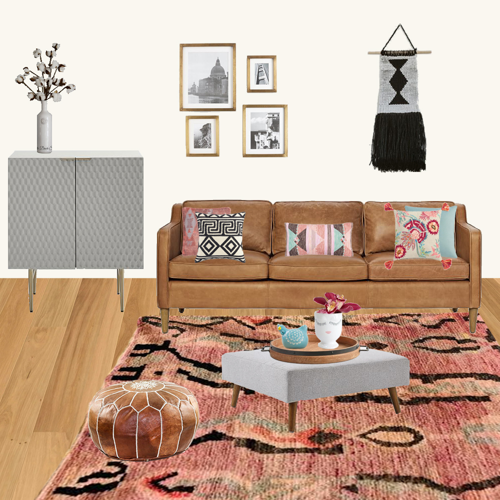 How to decorate a kid friendly living room 02
