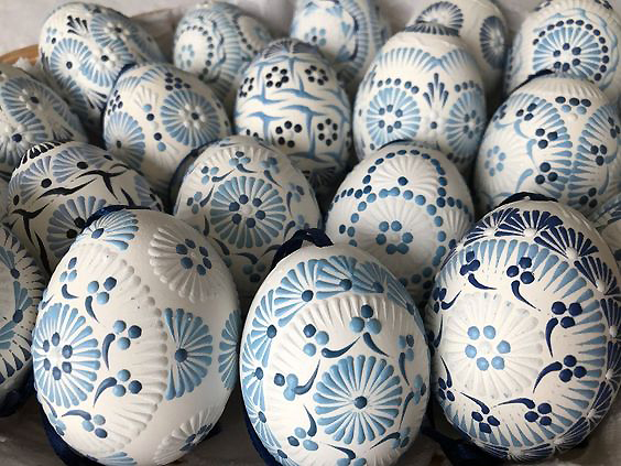 Easter eggs with so much art and tradition 03
