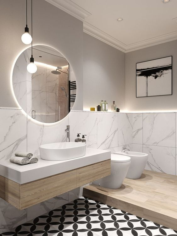 How to choose the best vanity lighting for your bathroom 04a
