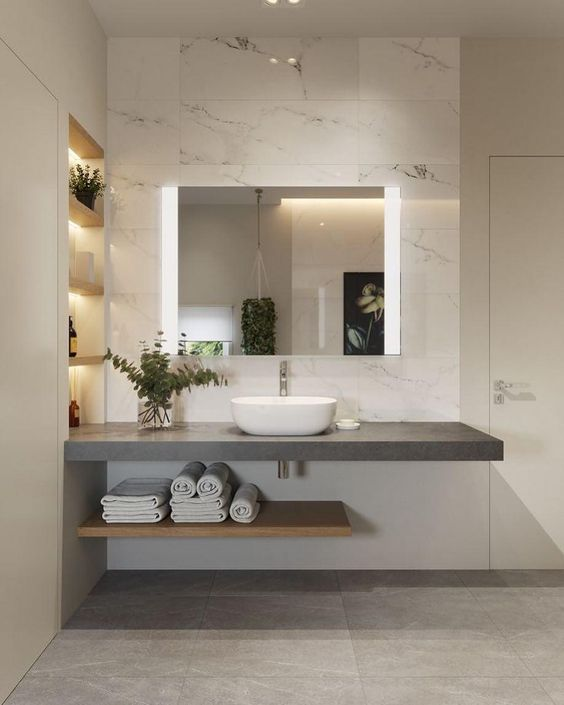 How to choose the best vanity lighting for your bathroom 05b