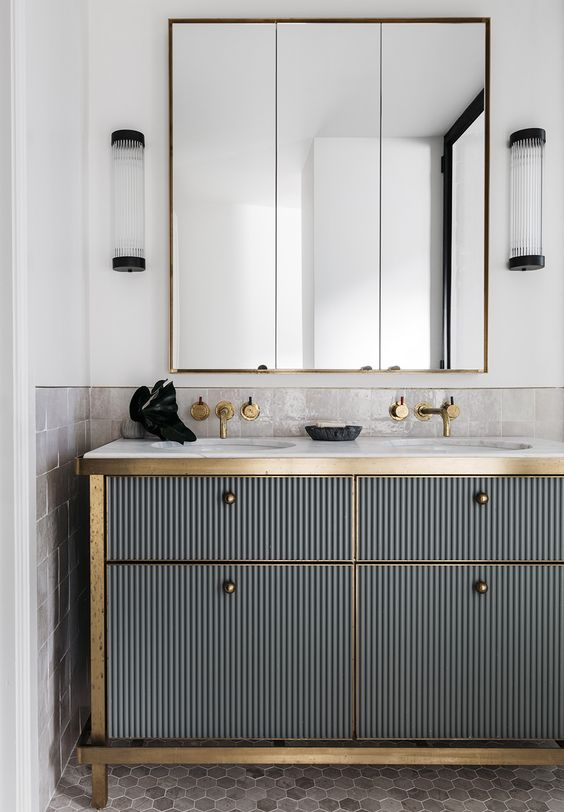 How to choose the best vanity lighting for your bathroom a
