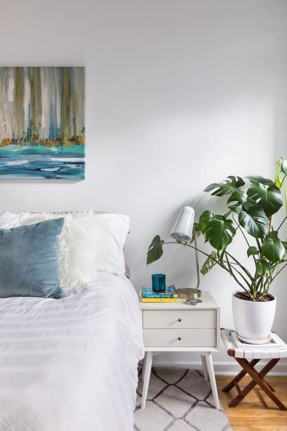How to give a spring look to your bedroom in few steps 11