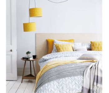 How to give a spring look to your bedroom in few steps 12