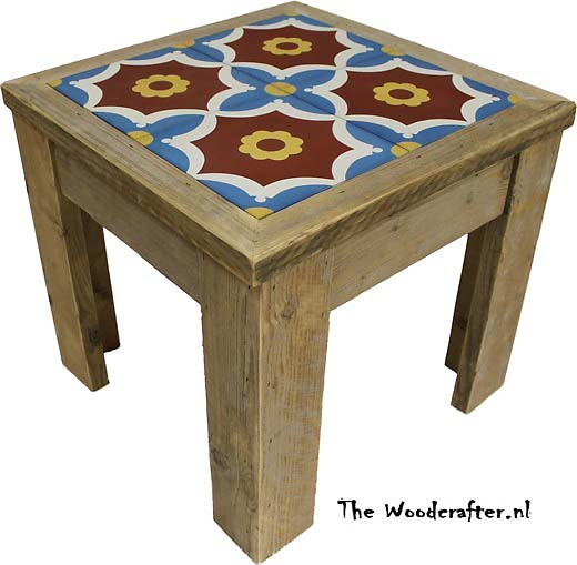 Tables and boho tiles Do they combine in a decoration 16