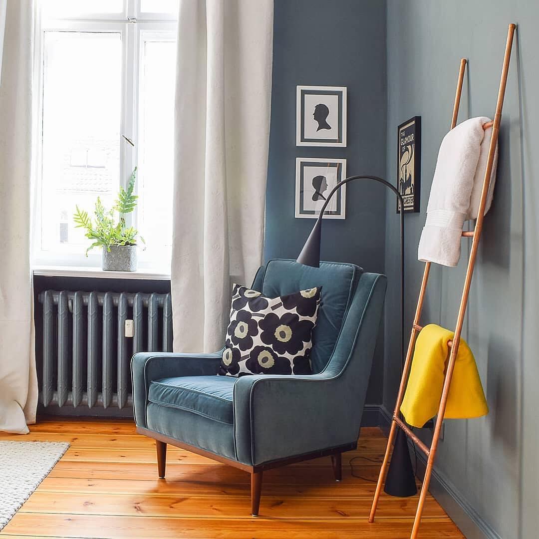 Choose the best lighting for your reading corner 05
