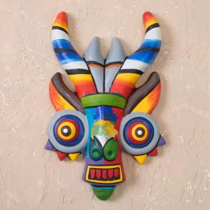 Collections Masks with a lot of tradition andes_06
