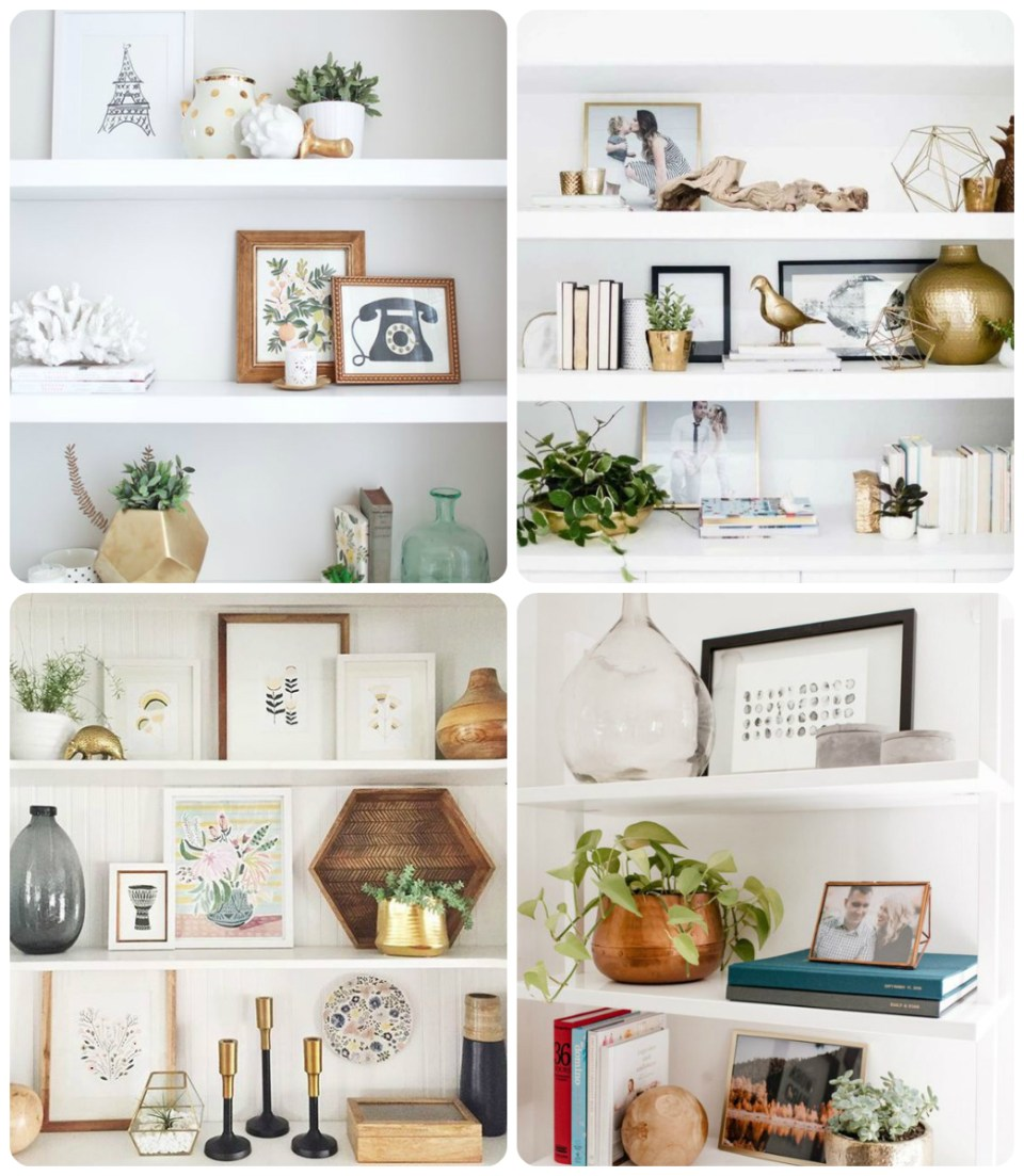 Decorating your shelf in the right way 02
