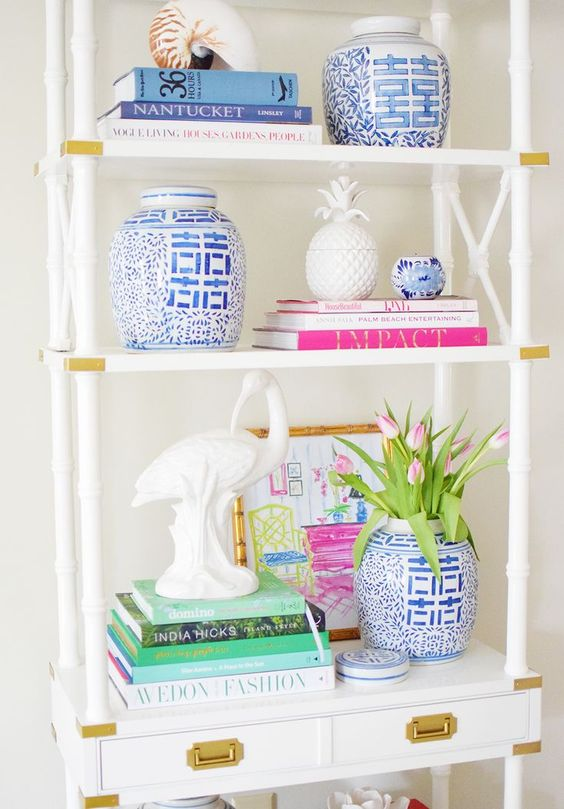 Decorating your shelf in the right way 06