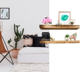 Decorating your shelf in the right way