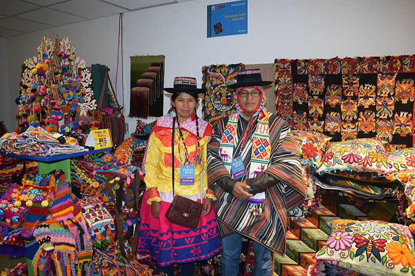 Visiting Ruraq Maki during the National Holidays in Peru 08
