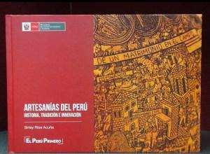 Peru Handicraft book 01