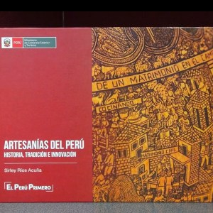 Peru Handicraft book 01
