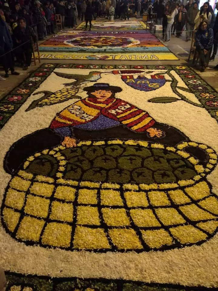 Most popular Peruvian crafts during festivities of the year 04