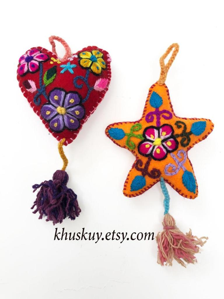 Peruvian inspiration to decorate your Christmas tree 02