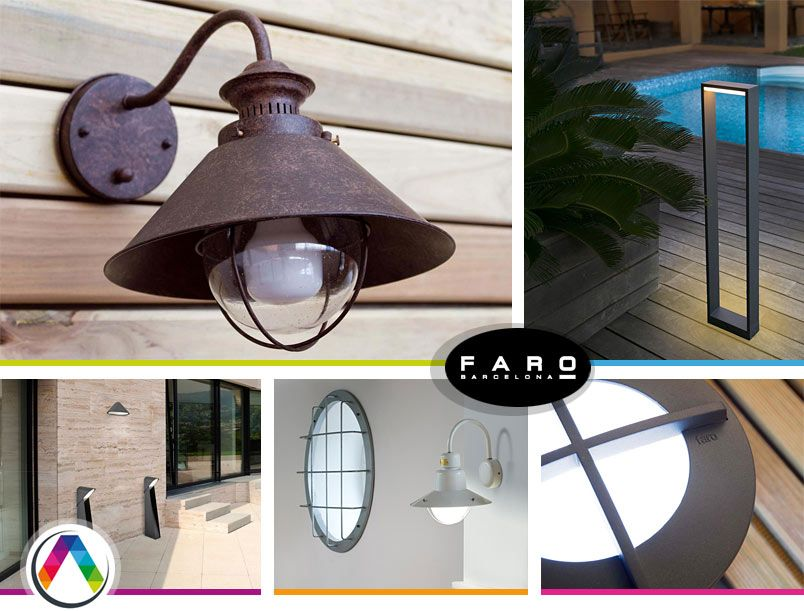 Consejos para la iluminacin LED exterior  La Casa de la Lmpara
