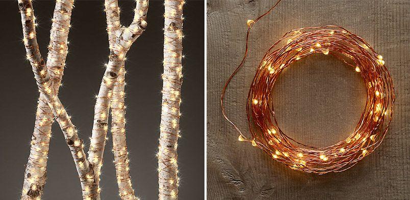 Ideas para la iluminacin de navidad  La Casa de la Lmpara