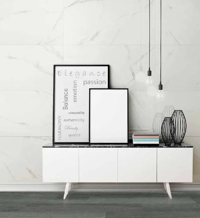 Marmol natural o azulejo imitacin marmol  La casa de