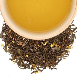 té verde con flor de osmanthus