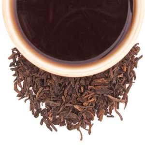 té rojo chino dark tea té depurador