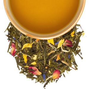 earl grey té verde bergamota