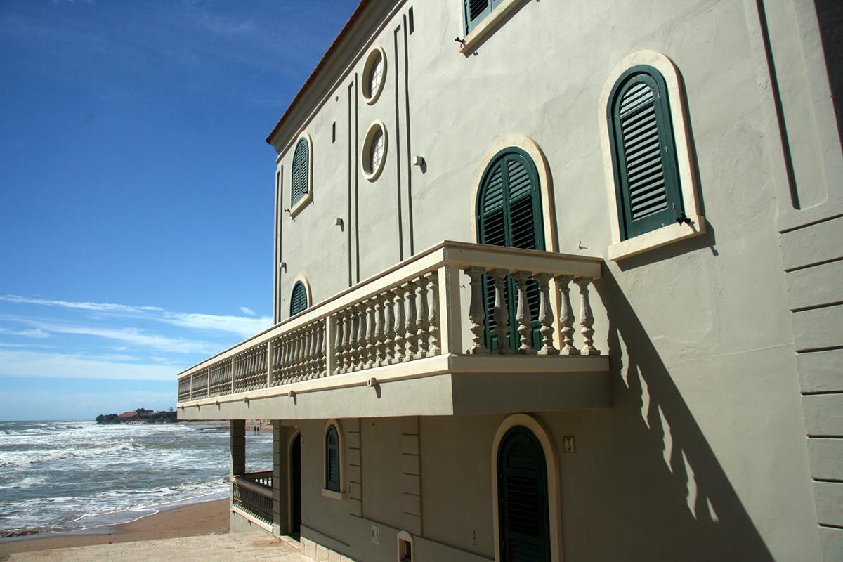 La casa di Montalbano storia della villetta sul mare pi