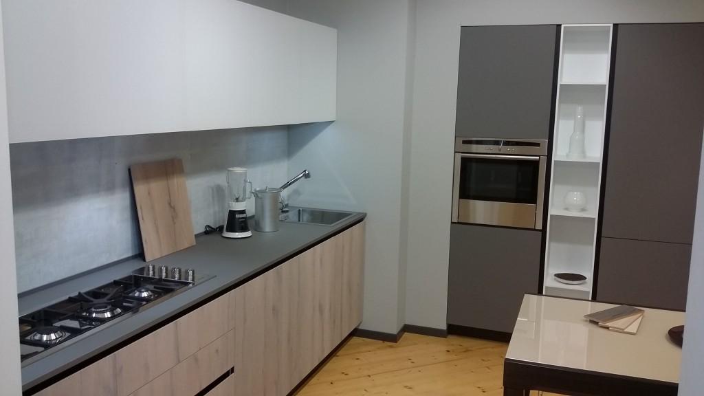 Cucine In Alluminio Best Dettaglio Su Cucine Componibili Snaidero Way Foto With Cucine In