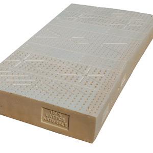 Materasso lattice naturale matrimoniale  La Casa Econaturale