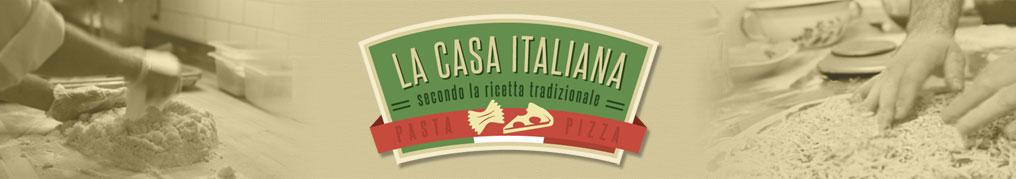 La Casa Italiana secondo la ricetta tradizionale Pasta y Pizza