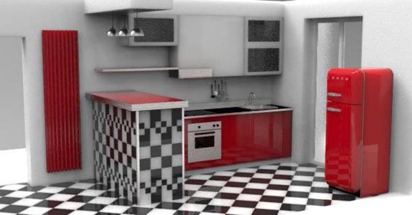Cucine Vintage Anni 50  Idee Per La Casa  Douglasfallscom