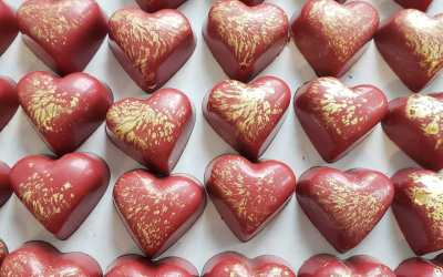 Valentine's Day and Chocolate's Special Connection
