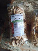 Gallette di grano e mais piccole salate La Cascinassa
