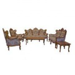J Kalachand Sofa Chippendale Style Camel Back Furniture Lacase Mu 7 Seater Set Inul