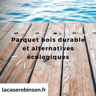 Parquets-bois