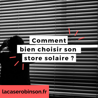Store-solaire