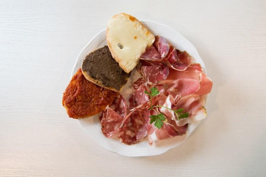 tradicional tuscan starter
