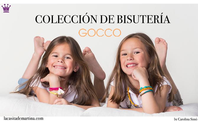 asistente honor Sabio  ♥ GOCCO lanza la primera colección de bisutería ♥ – La casita de Martina ♥  Blog moda infantil, moda premamá, y tips de mujer para estar a la última