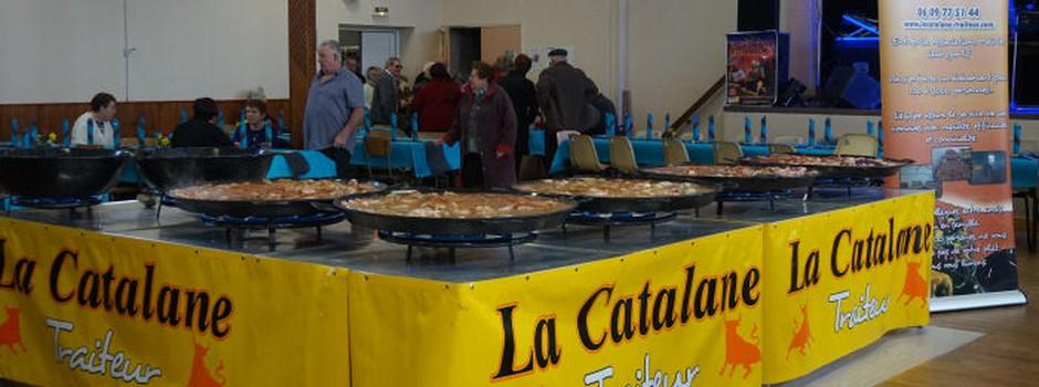la catalane un traiteur specialiste des plats geants