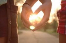 amor de manos