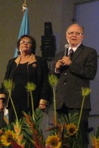 Pastor Edmundo Madrid