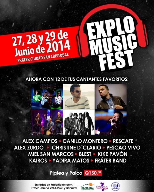 Explo Music Fest 2014
