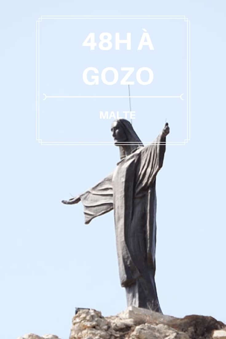 48h à Gozo, Malte