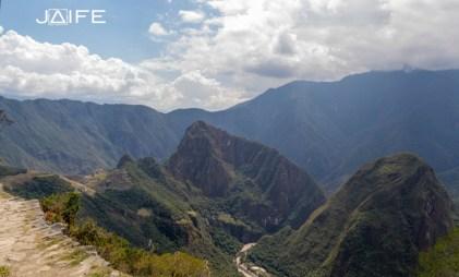 Machu Picchu from Sun gate