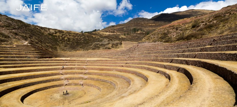 Inca center of research, Moray