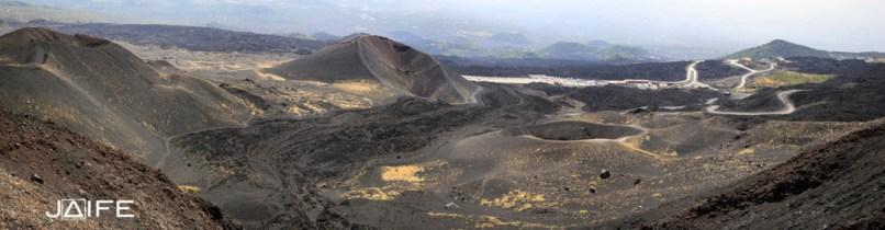 Etna - Cratère Silvestri