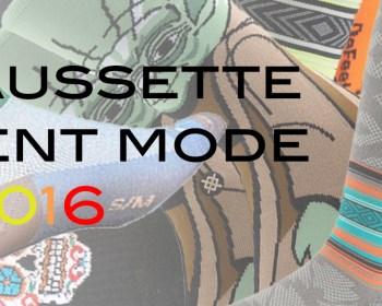 L'élément hype de 2016 : la Chaussette 6