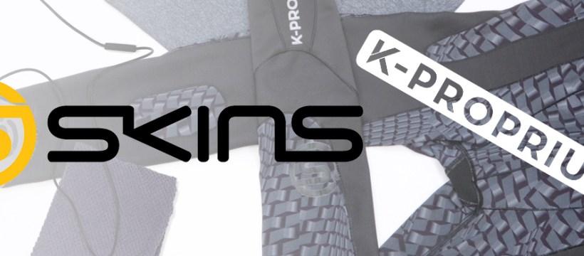 [Test] Skins K-Proprium : le collant avec K-Tape intégré 1