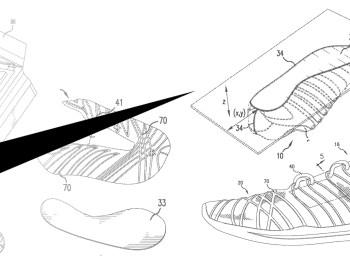 [Brevet] Nike et l'impression 3D 25