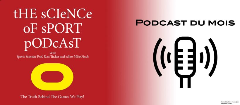 [Podcast du mois] The Real Science of Sport - The tech episode 1