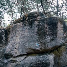 Le rocher d'Avon
