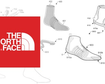 [Brevet] la chaussure double peau de The North Face 7